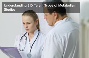 Understanding 3 Different Types of Metabolism Studies