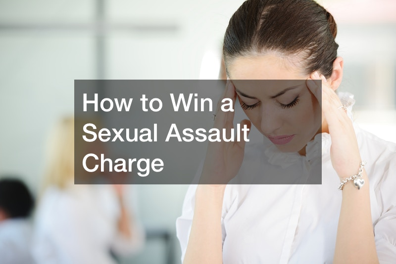 How to win a sexual assault charge